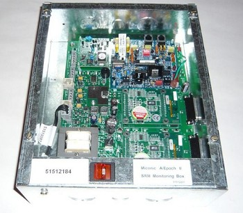Schindler SRM Monitoring Box 51512184