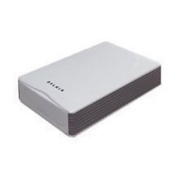 BELKIN F5U210 Hi-Speed USB 2.0 / FireWire External Drive Enclosure Kit