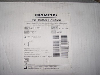 OLYMPUS ISE BUFFER SOLUTION  CONT 4 X 2000mL