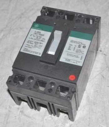 GE THED124030 Molded Case Circuit Breaker 30 Amps 2 Poles