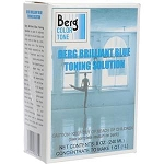 Lot of 3 Berg Color Toning Brilliant Blue Solution
